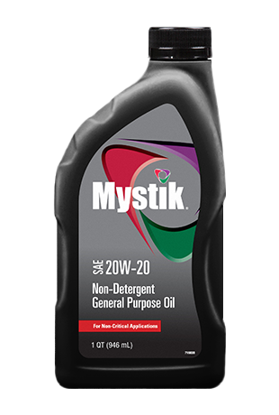 Mystik Store Mystik Non Detergent General Purpose Oil